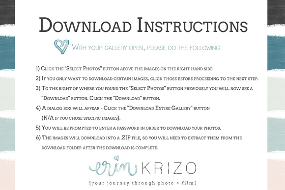 Download-Instructions